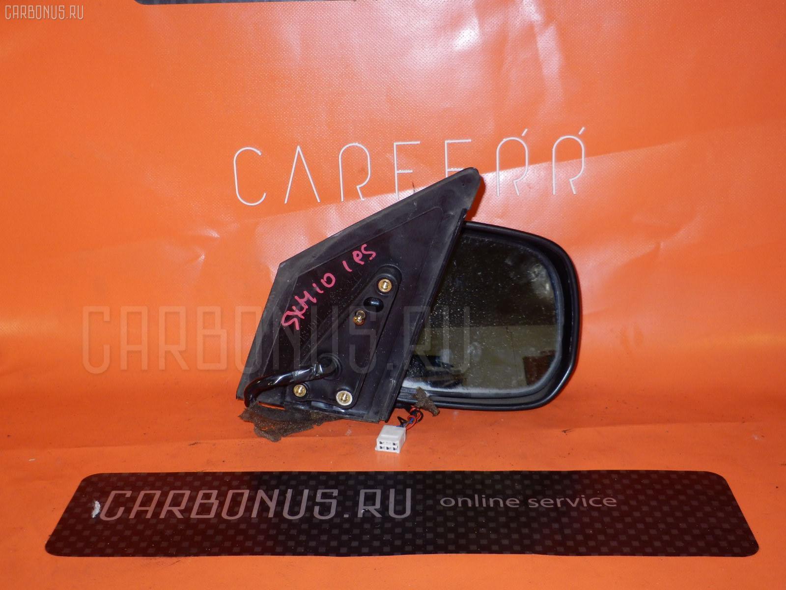 Зеркало двери боковой TOYOTA IPSUM SXM10G Фото 5