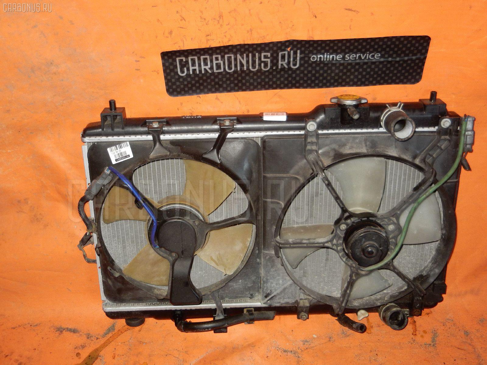 Радиатор ДВС HONDA ORTHIA EL3 B20B. Фото 11