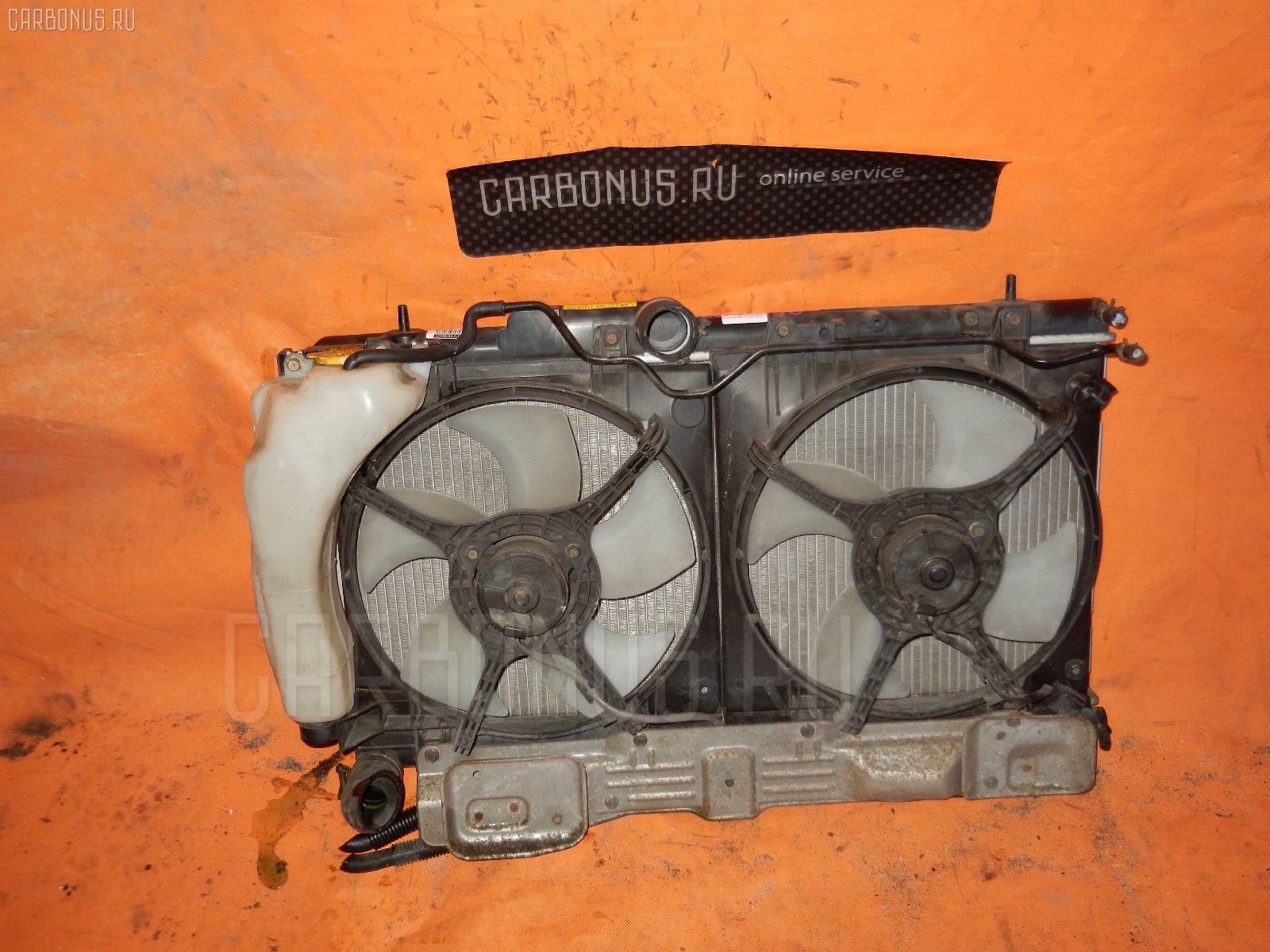 Радиатор ДВС SUBARU LEGACY BE5 EJ206 Фото 2