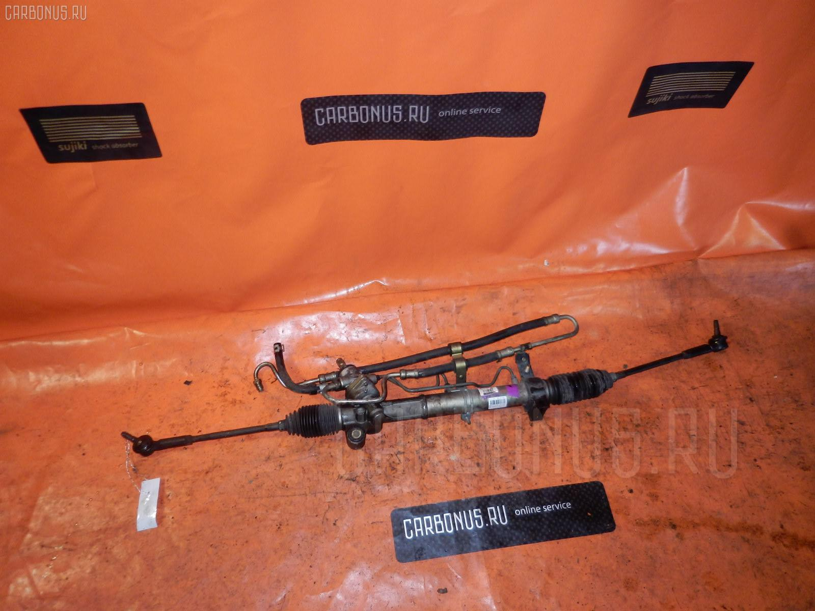 Рулевая рейка TOYOTA IPSUM SXM15G 3S-FE. Фото 11