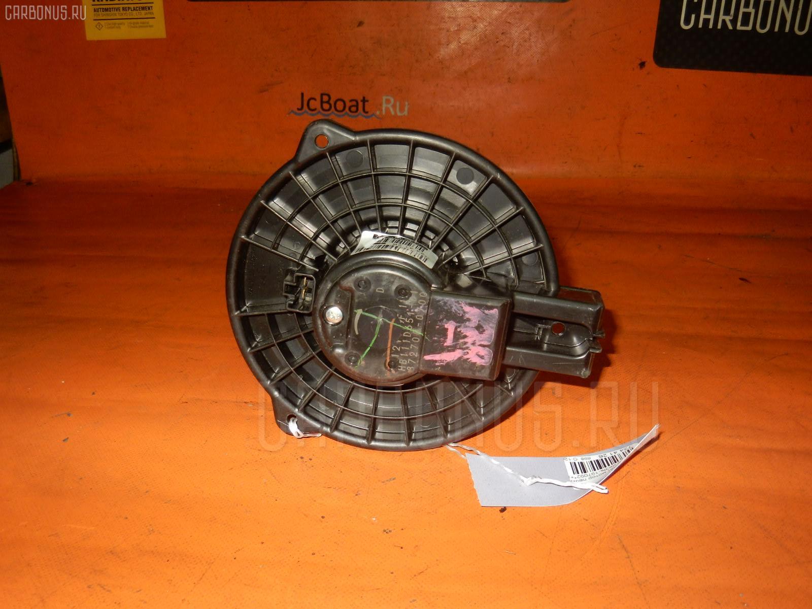 Мотор печки MAZDA DEMIO DE3FS. Фото 5