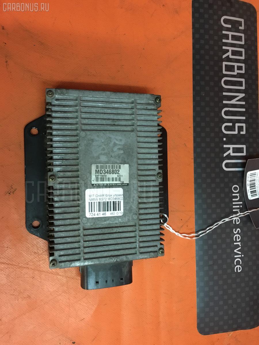 Блок управления инжекторами MITSUBISHI DIAMANTE F41A 6G73. Фото 9