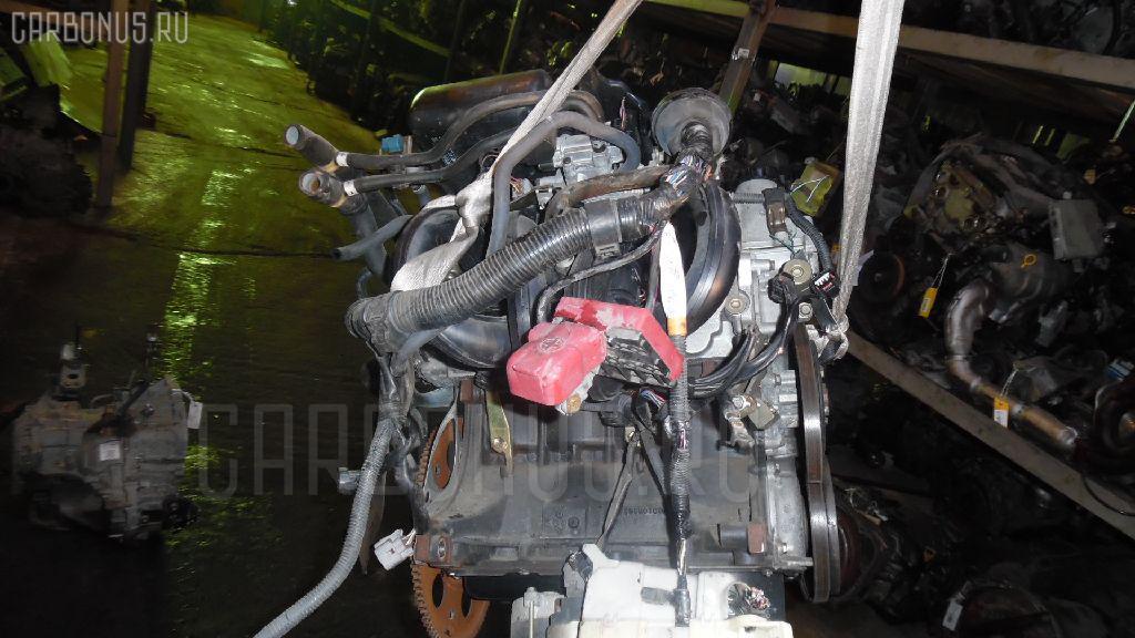 Двигатель TOYOTA PLATZ SCP11 1SZ-FE. Фото 1