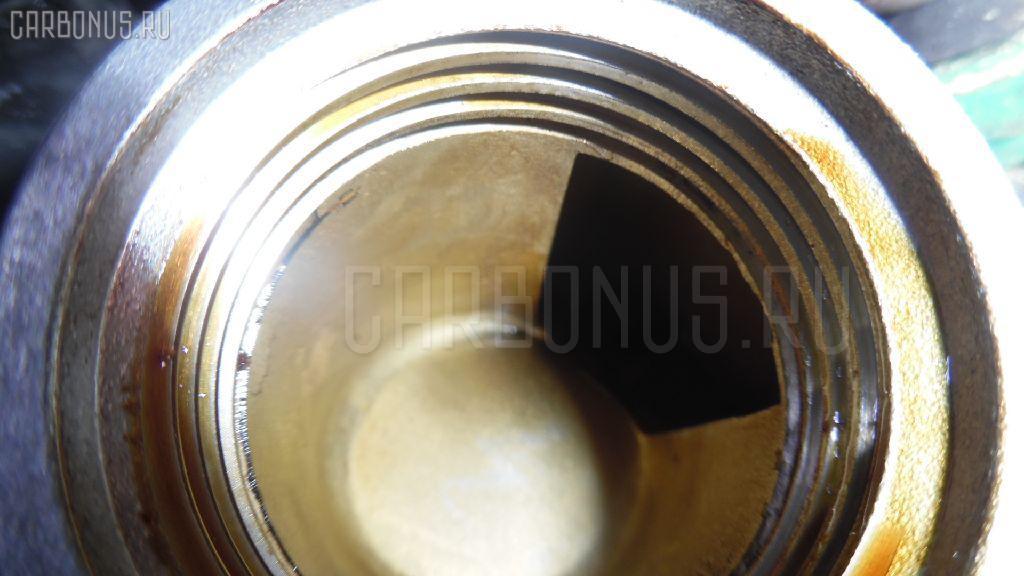 Двигатель TOYOTA PLATZ SCP11 1SZ-FE. Фото 5