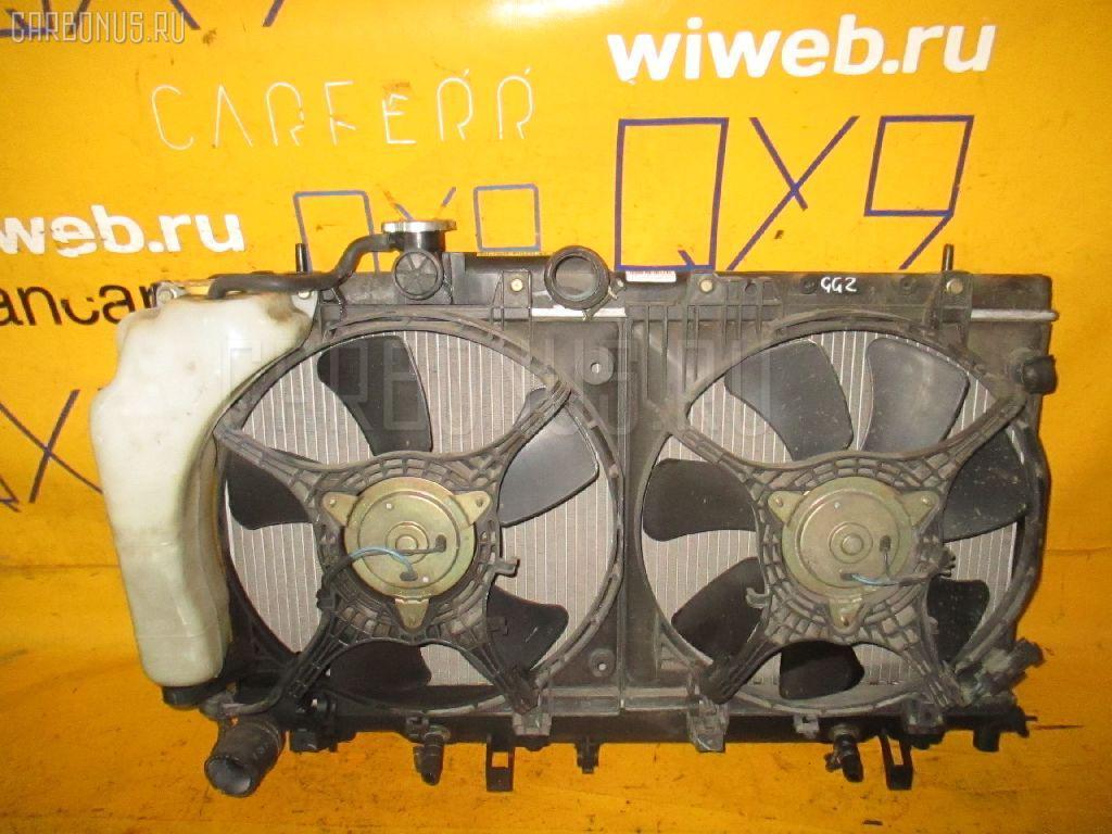 Радиатор ДВС SUBARU IMPREZA WAGON GG2 EJ152 Фото 2