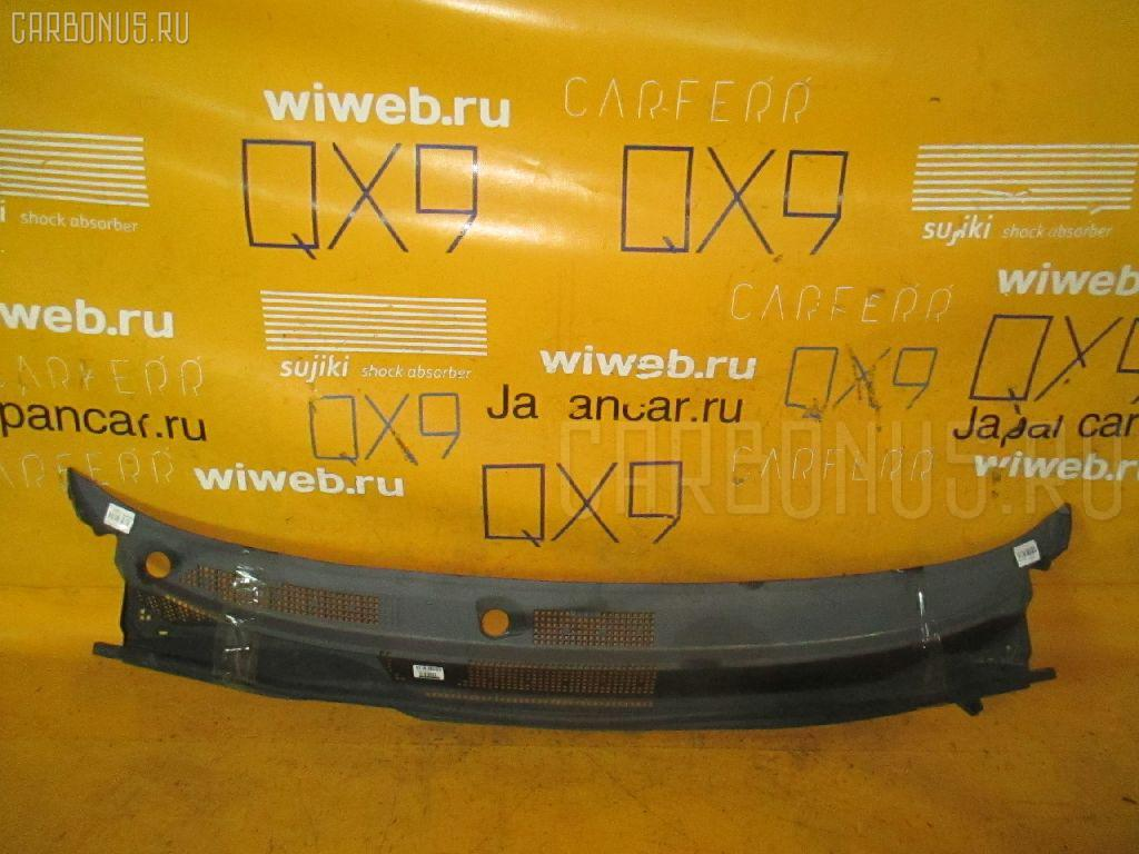 Решетка под лобовое стекло HONDA HR-V GH3 Фото 1