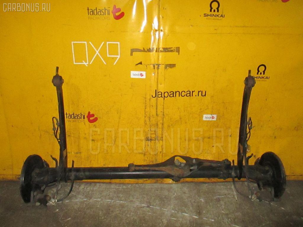Балка подвески NISSAN TINO V10 QG18DE. Фото 8