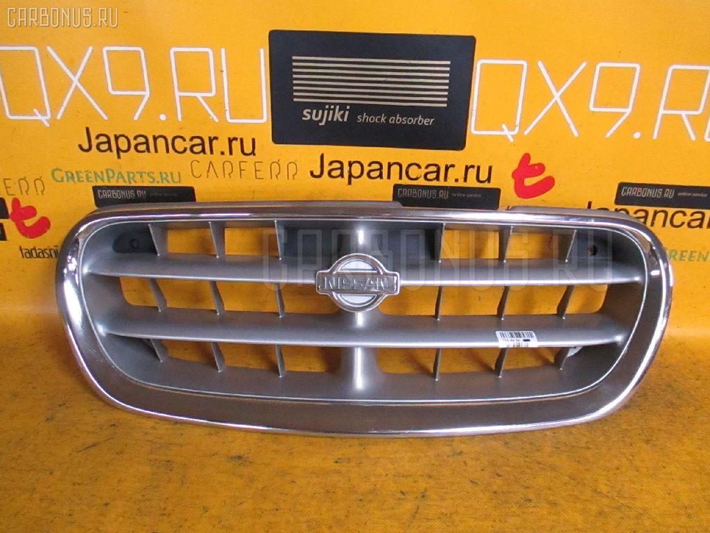 Решетка радиатора Nissan Largo W30 Фото 1