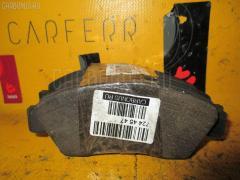 Тормозные колодки HONDA CAPA GA4 D15B Фото 1