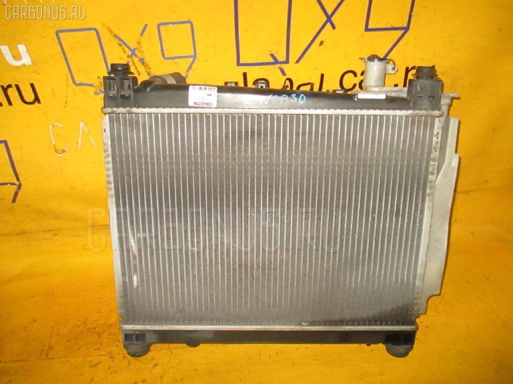 Радиатор ДВС TOYOTA BB NCP30 2NZ-FE Фото 1