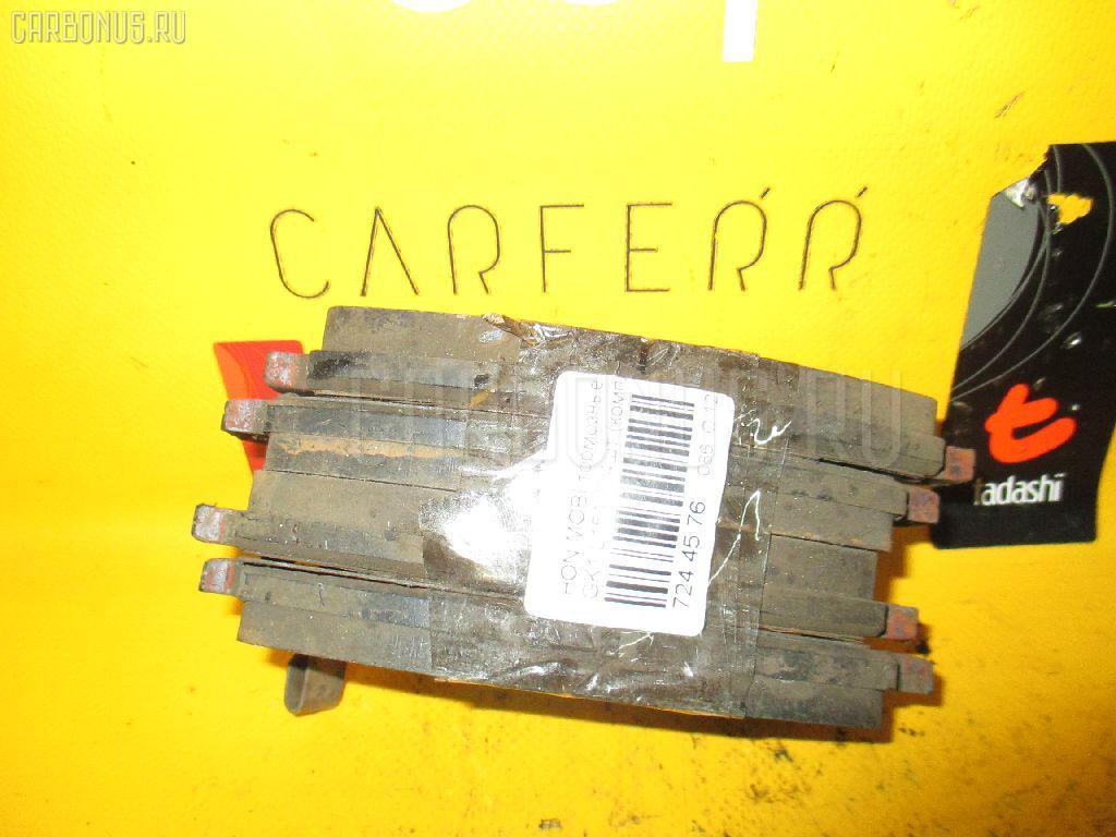 Тормозные колодки HONDA MOBILIO SPIKE GK1 L15A. Фото 10
