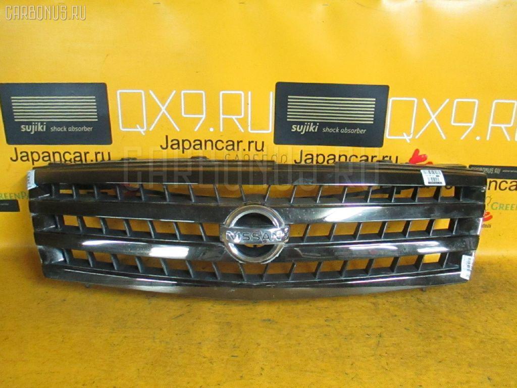 Решетка радиатора NISSAN GLORIA HY34. Фото 10