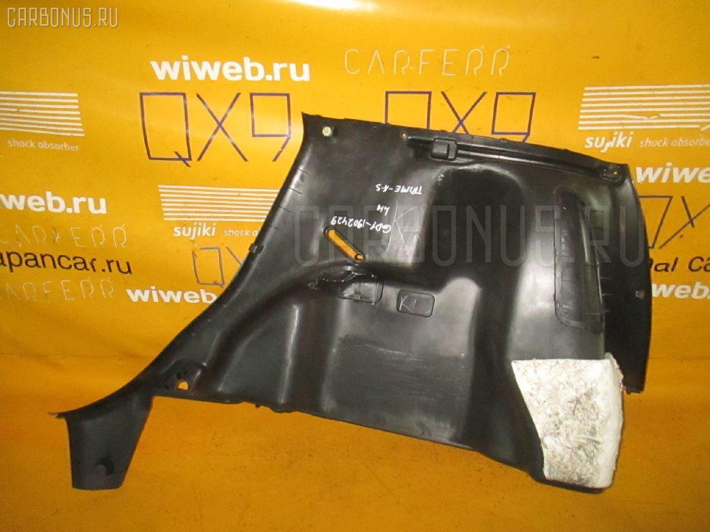Обшивка багажника HONDA FIT GD1. Фото 3