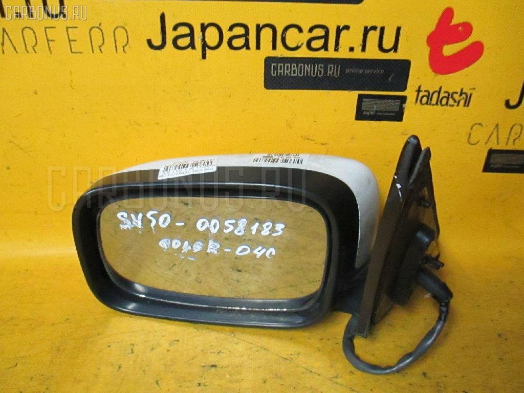 Зеркало двери боковой TOYOTA VISTA ARDEO SV50G Фото 1