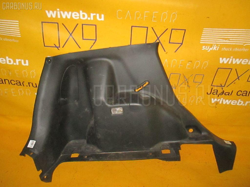 Обшивка багажника HONDA FIT GD1. Фото 5