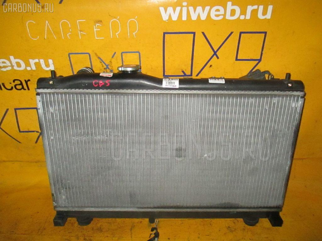 Радиатор ДВС HONDA ACCORD INSPIRE CB5 G20A Фото 2
