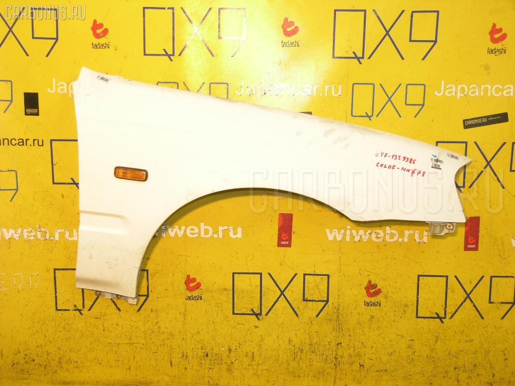 Крыло переднее HONDA PARTNER EY7. Фото 6