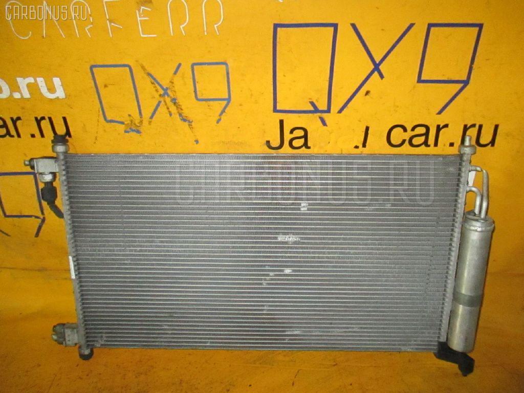 Радиатор кондиционера NISSAN NOTE E11 HR15DE Фото 2