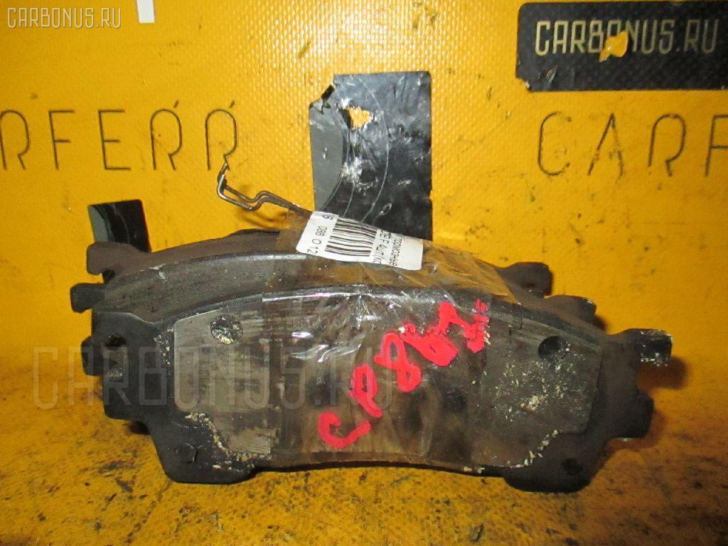 Тормозные колодки MAZDA PREMACY CP8W FP-DE. Фото 5