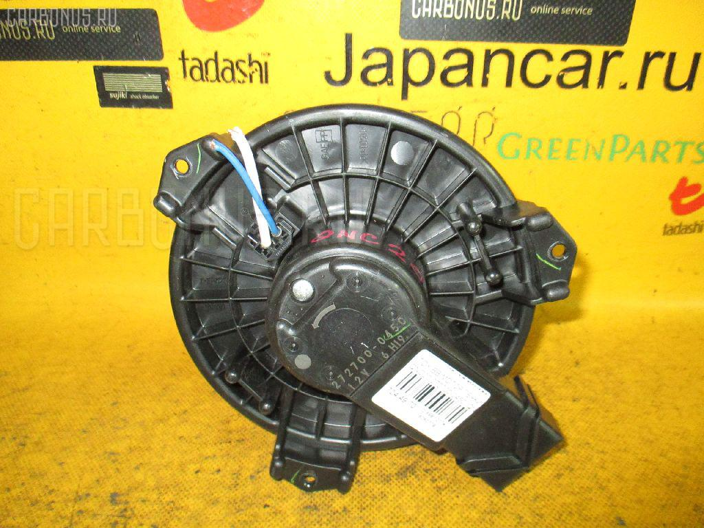 Мотор печки TOYOTA BB QNC20 Фото 1