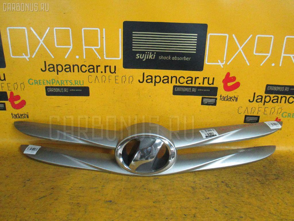 Решетка радиатора TOYOTA BB QNC20 Фото 1
