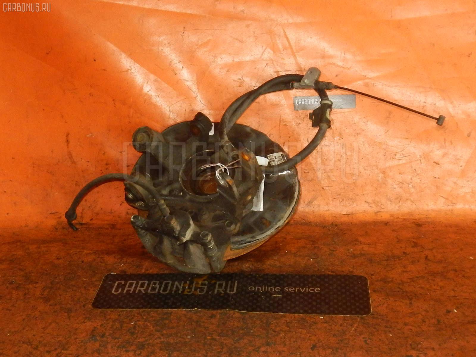 Ступица TOYOTA MARK II JZX90 1JZ-GE. Фото 11