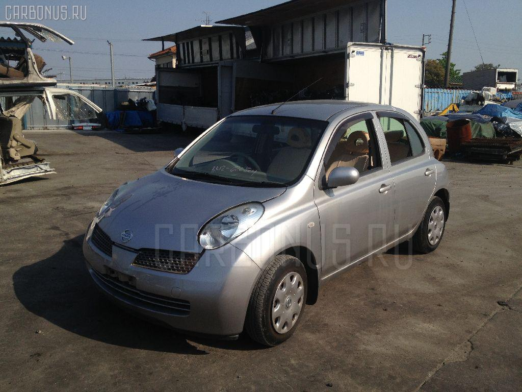 Дверь боковая NISSAN MARCH BK12 Фото 5
