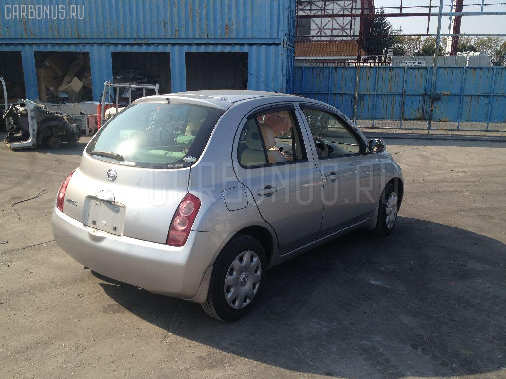 Дверь боковая NISSAN MARCH BK12 Фото 6