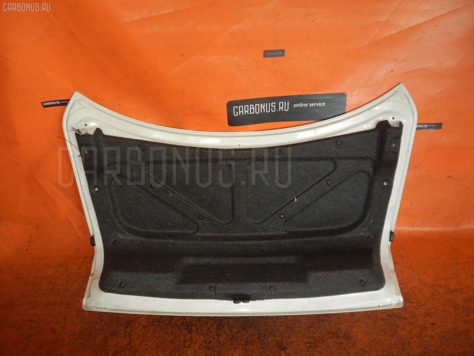 Крышка багажника TOYOTA MARK II GX100 Фото 4