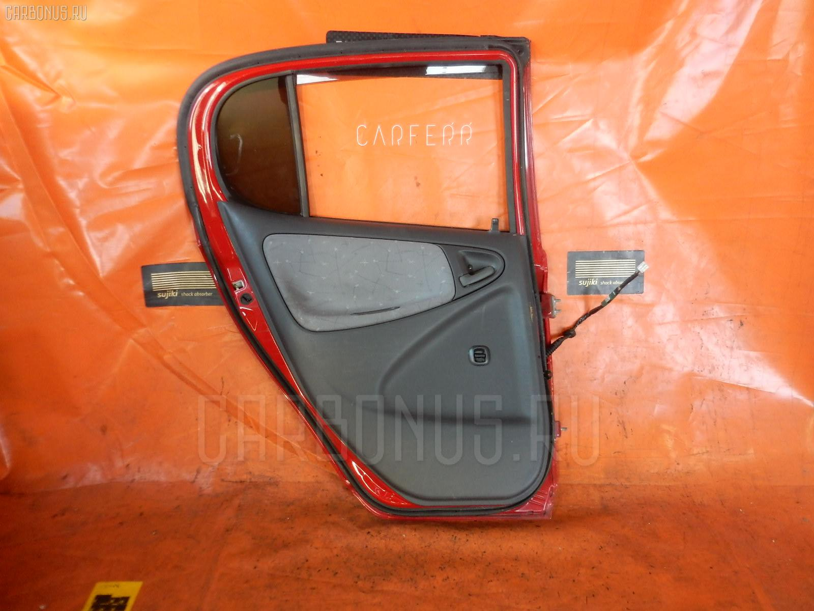 Дверь боковая TOYOTA VITZ SCP10. Фото 8