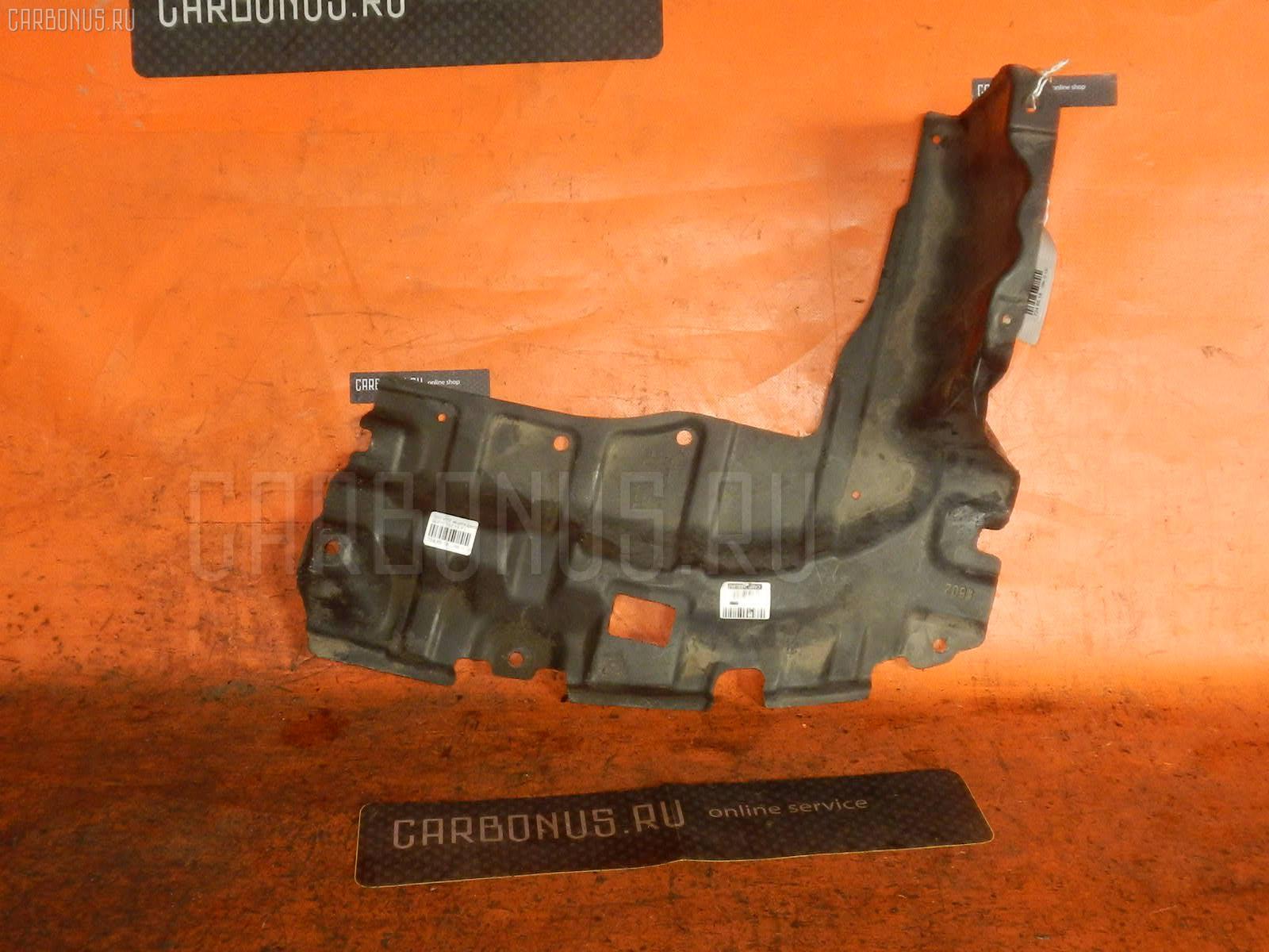Защита двигателя TOYOTA VITZ SCP10 1SZ-FE. Фото 10