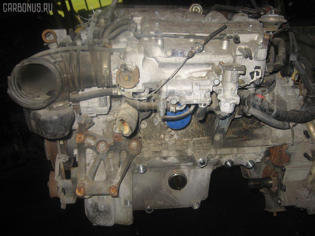 Двигатель HONDA SABER UA2 G25A. Фото 8