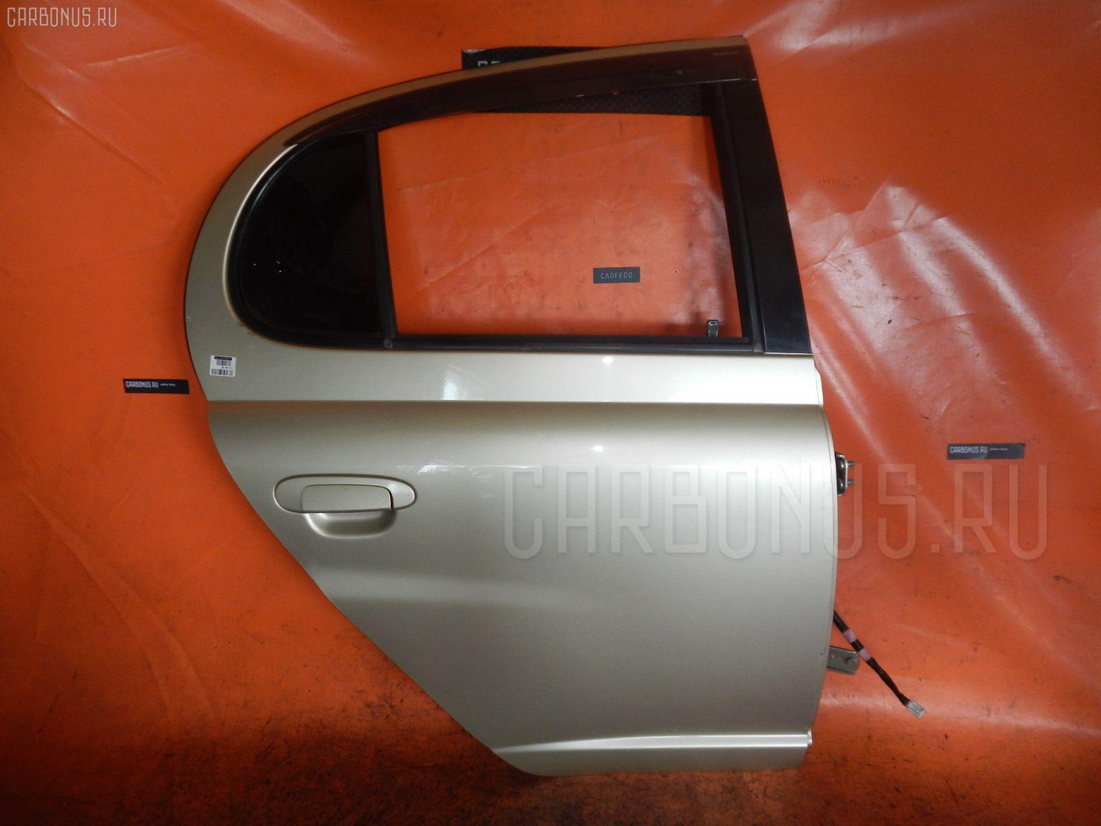 Дверь боковая TOYOTA PLATZ SCP12 Фото 1
