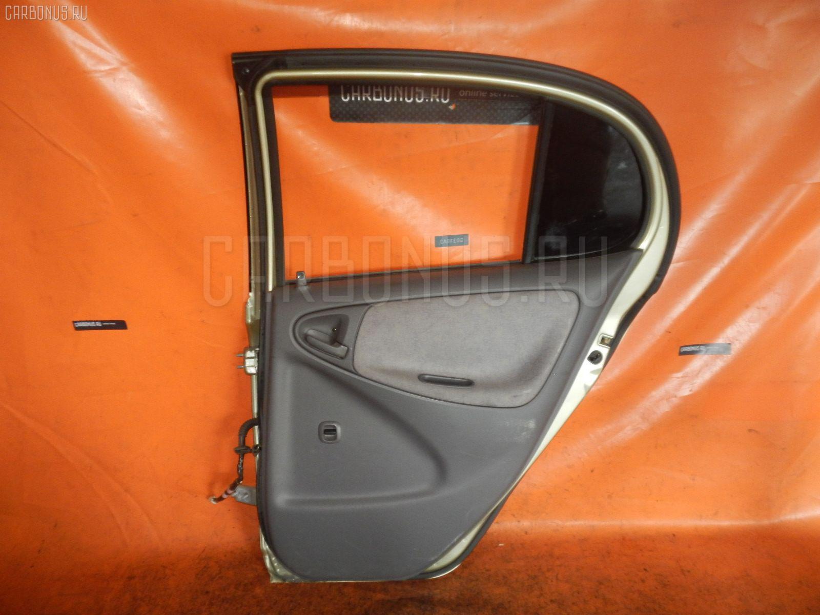 Дверь боковая TOYOTA PLATZ SCP12 Фото 3