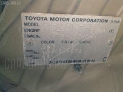 Крышка багажника Toyota Platz NCP12 Фото 6