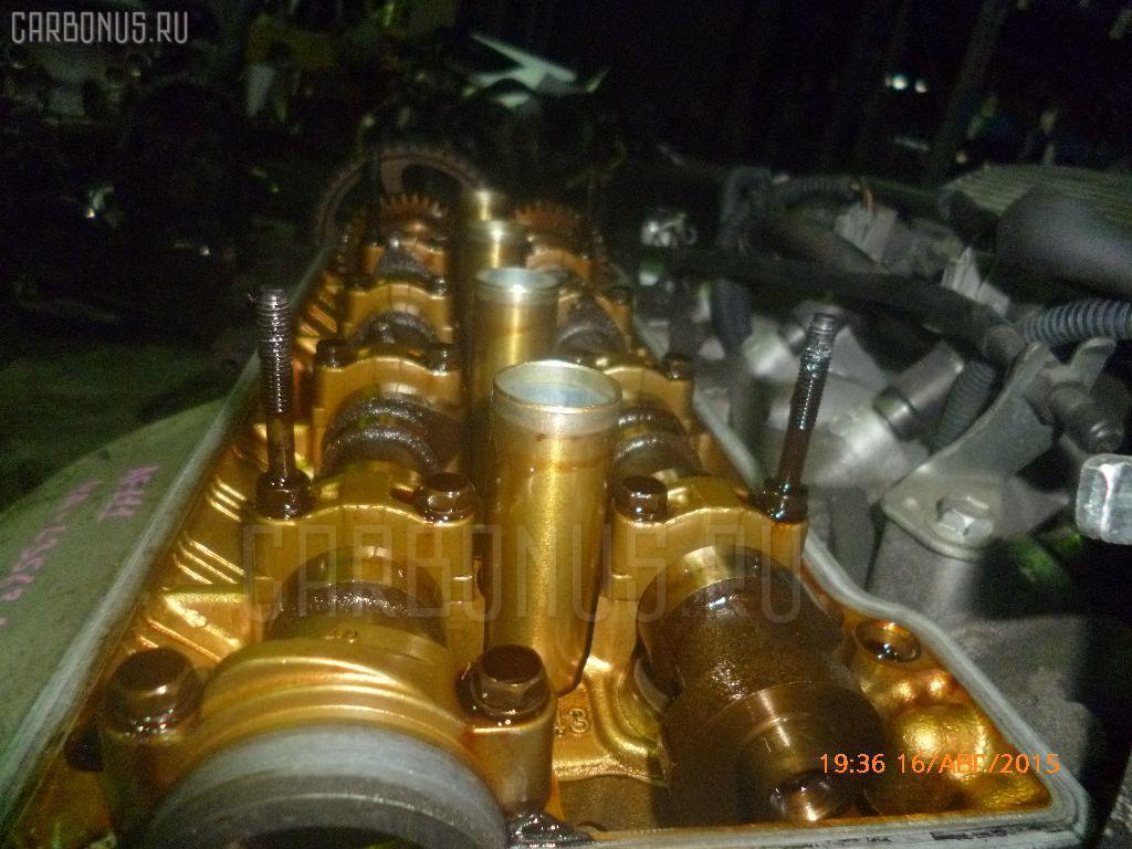 Двигатель TOYOTA SPRINTER CARIB AE111G 4A-FE. Фото 2