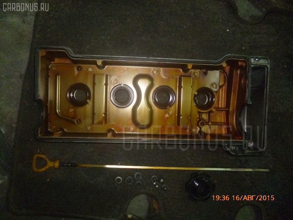 Двигатель TOYOTA SPRINTER CARIB AE111G 4A-FE. Фото 3