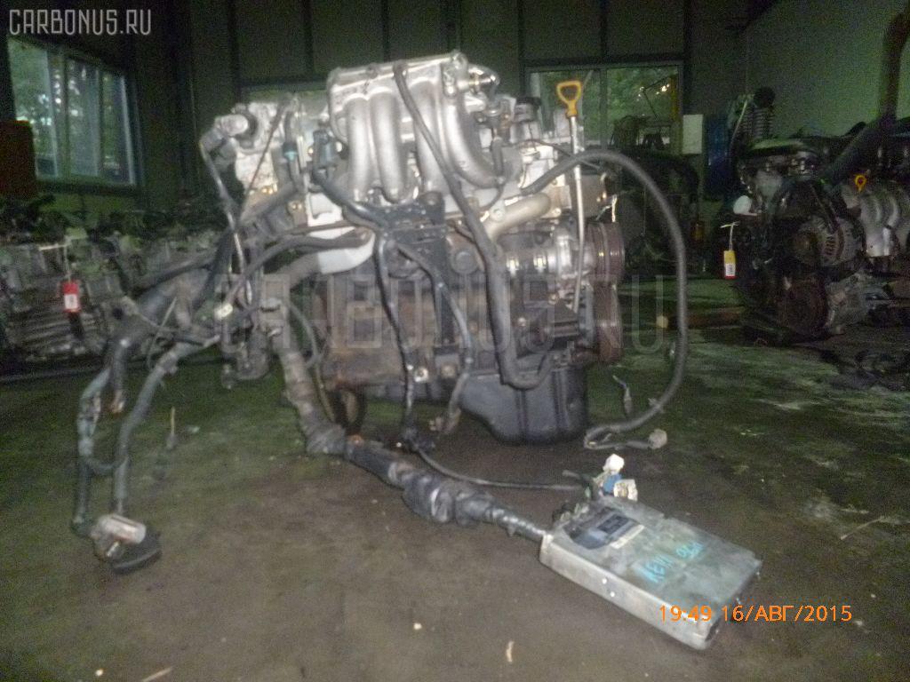 Двигатель TOYOTA SPRINTER CARIB AE111G 4A-FE. Фото 6