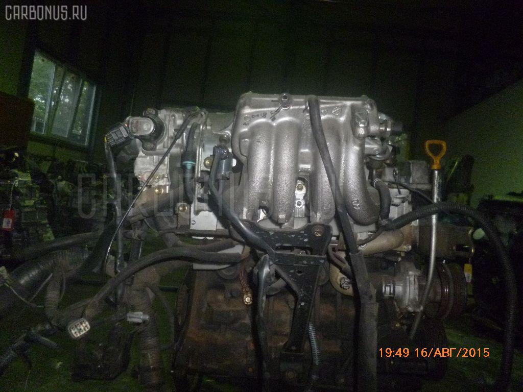 Двигатель TOYOTA SPRINTER CARIB AE111G 4A-FE. Фото 8
