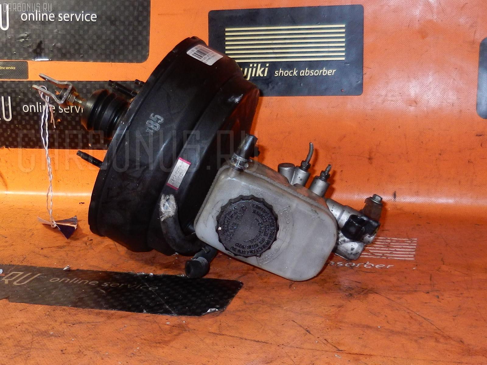 Главный тормозной цилиндр TOYOTA MARK II JZX91 2JZ-GE. Фото 2