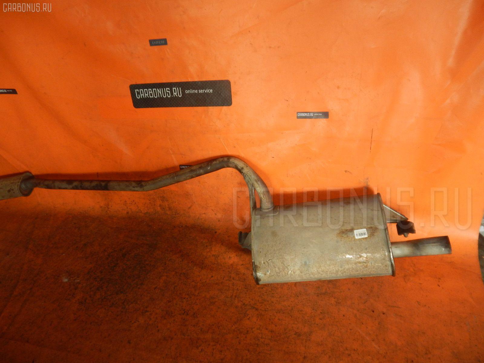 Глушитель TOYOTA CALDINA ST210G 3S-FE. Фото 11