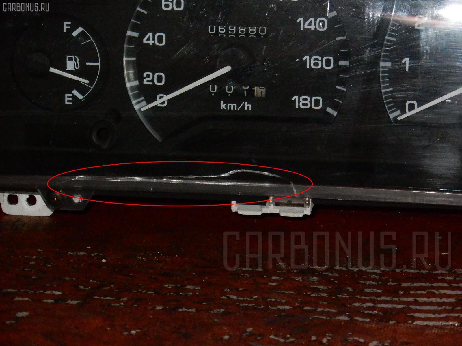 Спидометр TOYOTA COROLLA FX AE91 5A-FE Фото 2