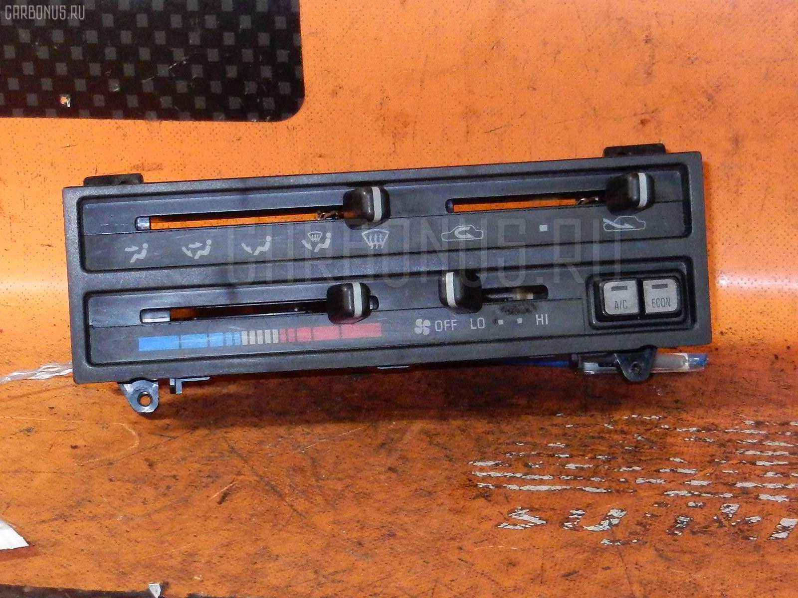 Блок управления климатконтроля TOYOTA COROLLA FX AE91 5A-FE Фото 4