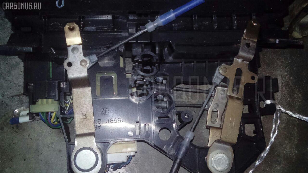 Блок управления климатконтроля TOYOTA COROLLA FX AE91 5A-FE Фото 2
