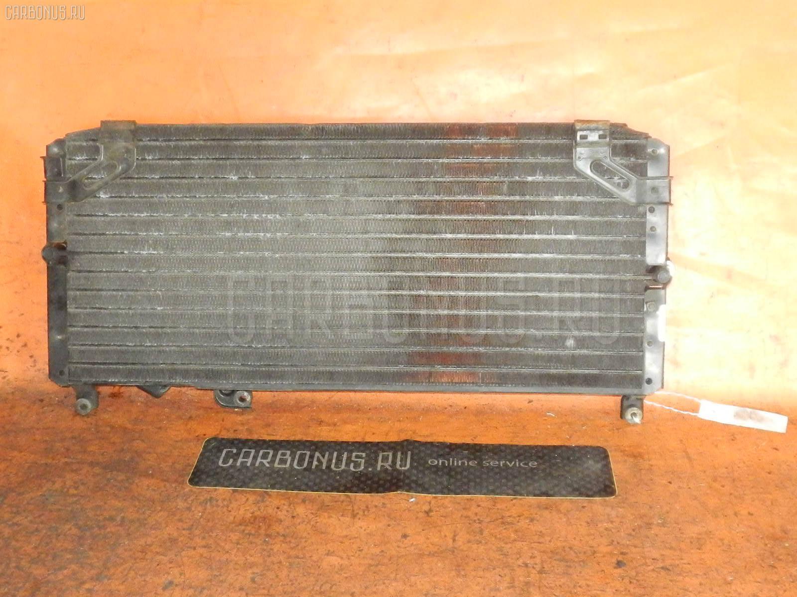 Радиатор кондиционера TOYOTA COROLLA AE91 5A-FE. Фото 2
