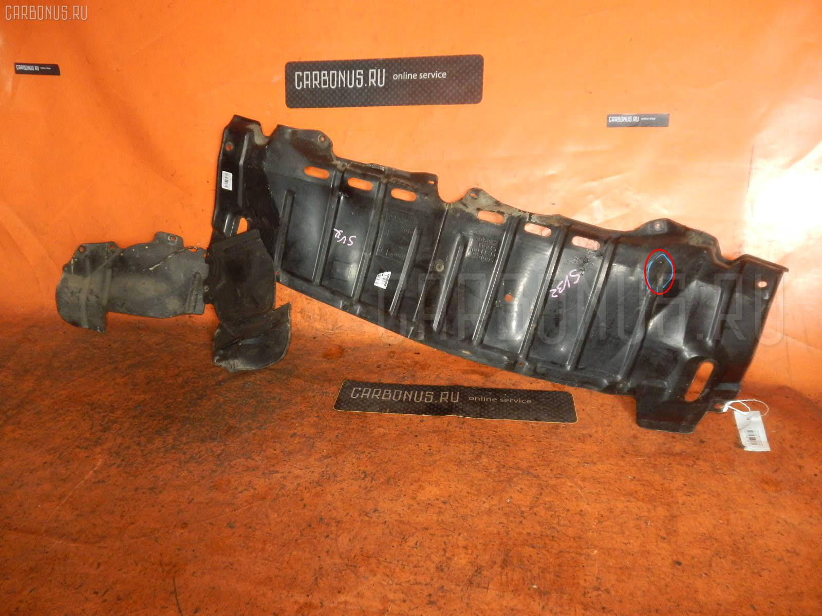 Защита двигателя TOYOTA CAMRY SV32 3S-FE. Фото 4