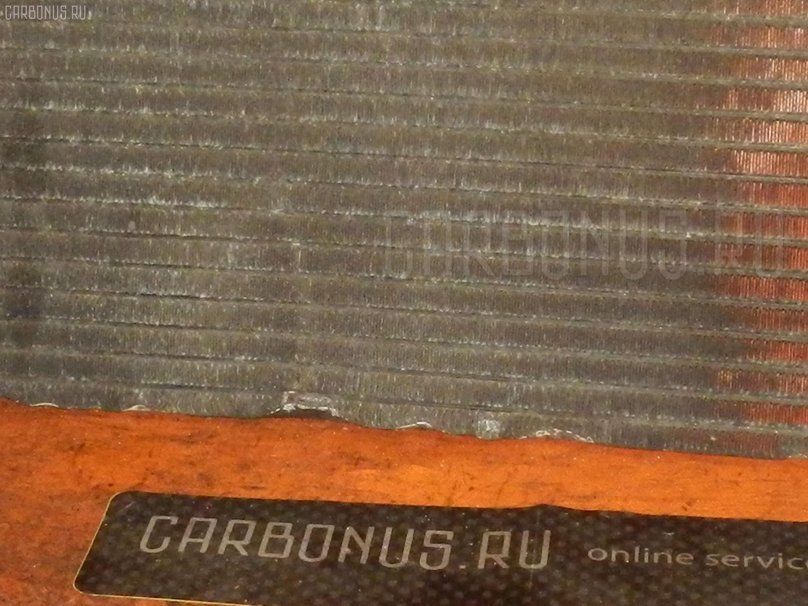 Радиатор кондиционера TOYOTA CAMRY SV32 3S-FE. Фото 5