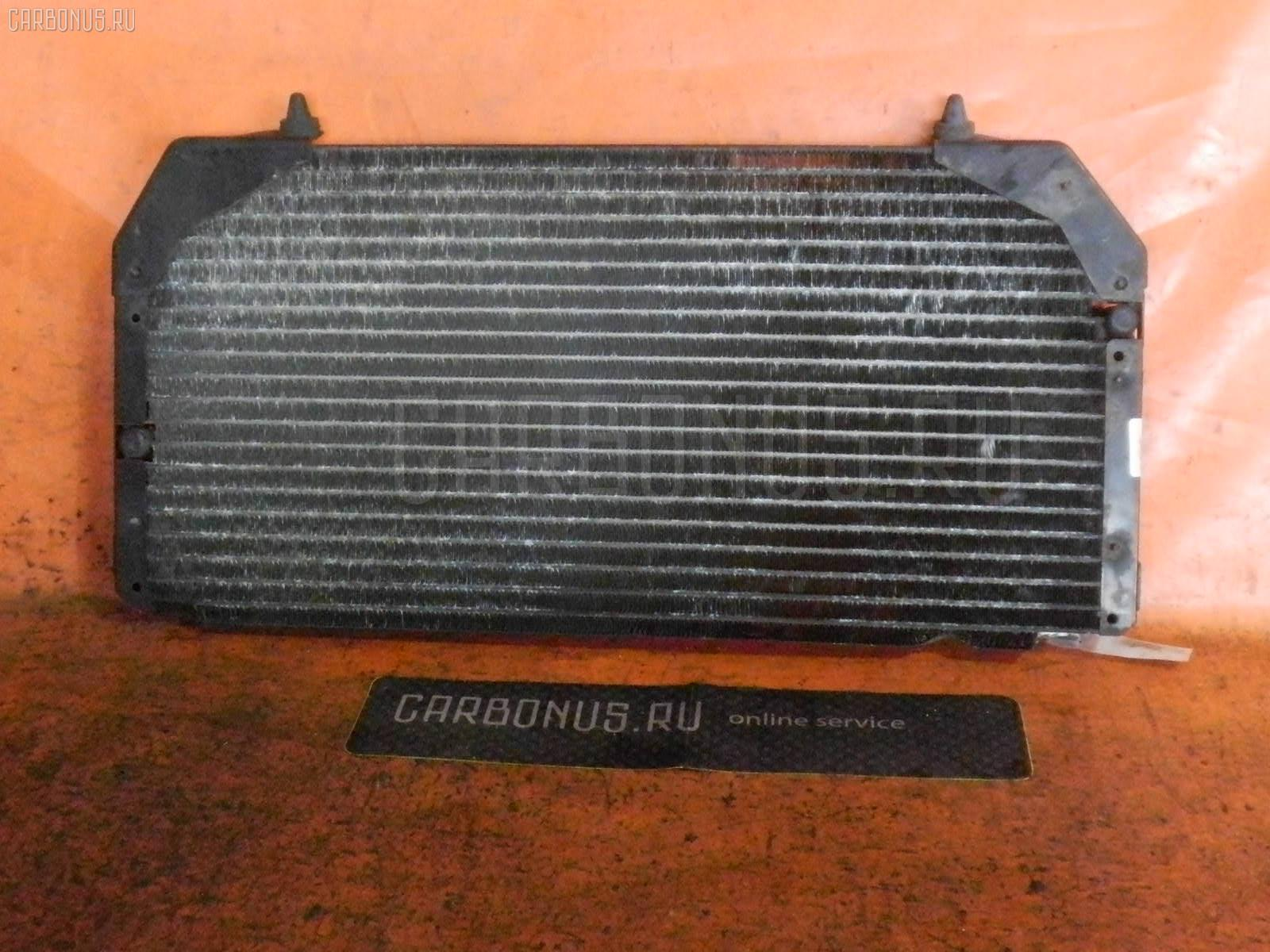 Радиатор кондиционера TOYOTA CAMRY SV32 3S-FE. Фото 4