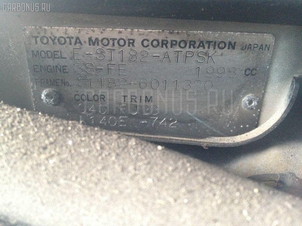 Домкрат TOYOTA CORONA EXIV ST182 1989 2 4 Фото 2