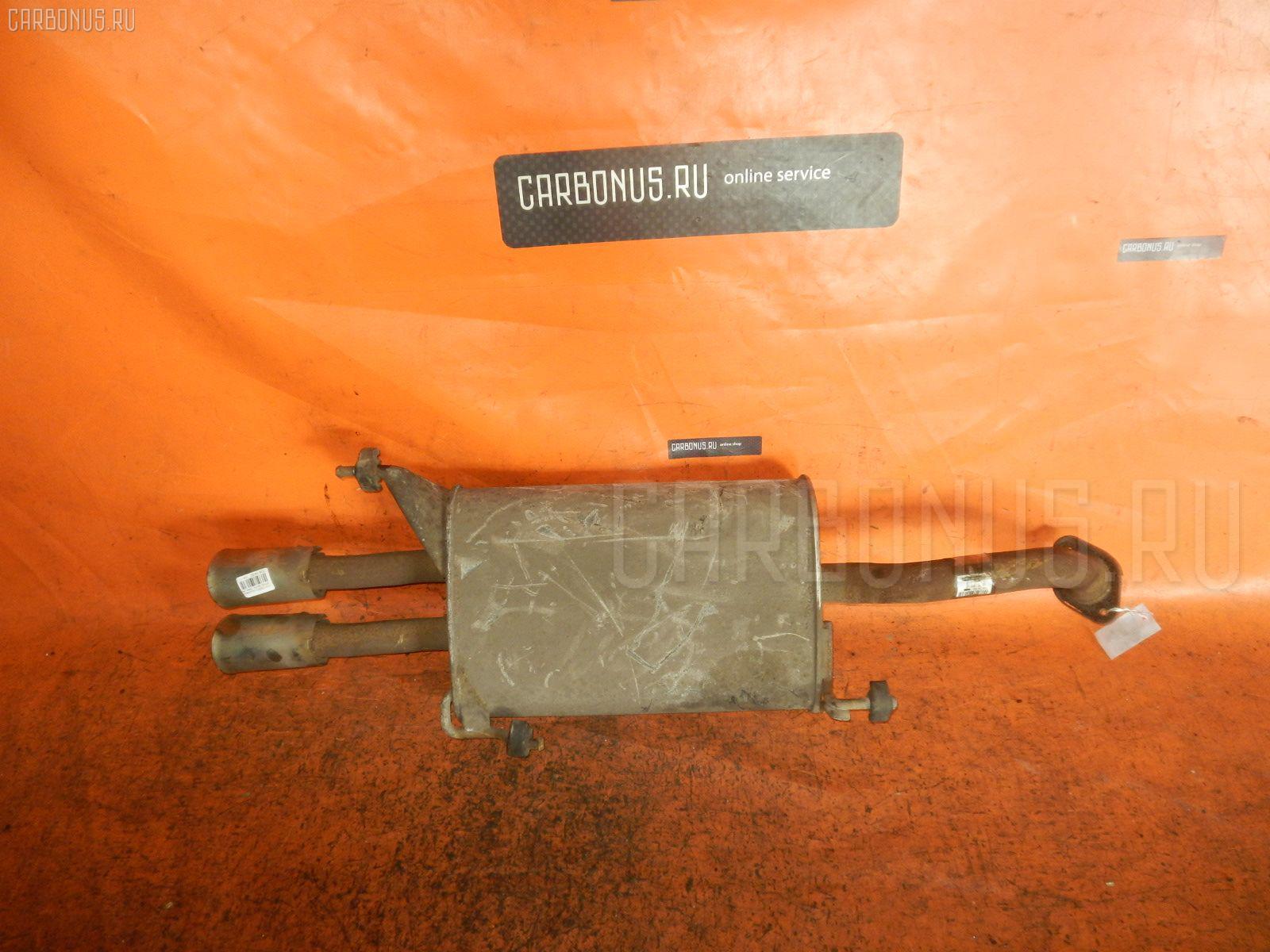 Глушитель Toyota Corona exiv ST182 3S-FE Фото 1